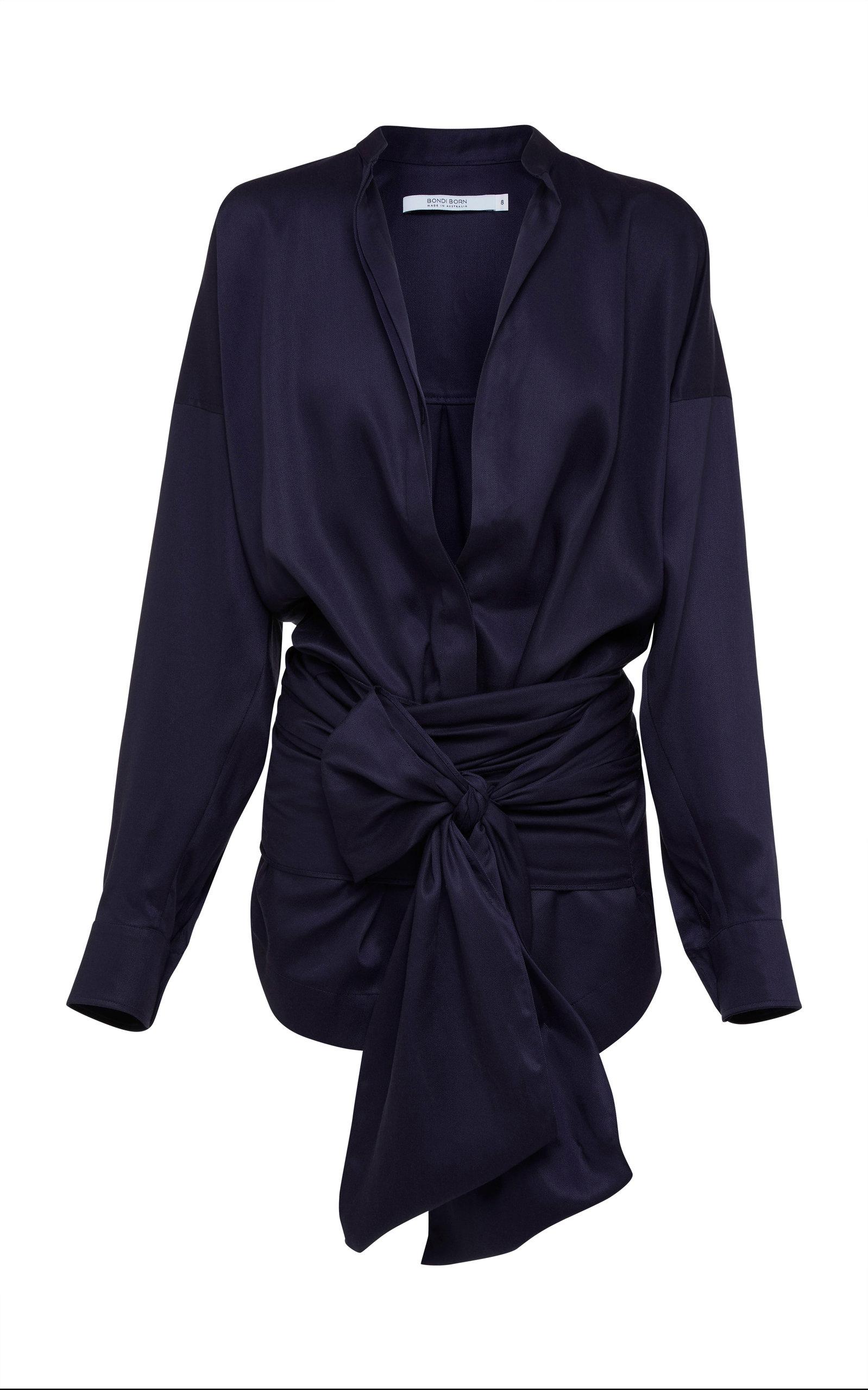Bondi Born | Bondi Born Wrapped Mini Dress | Clouty