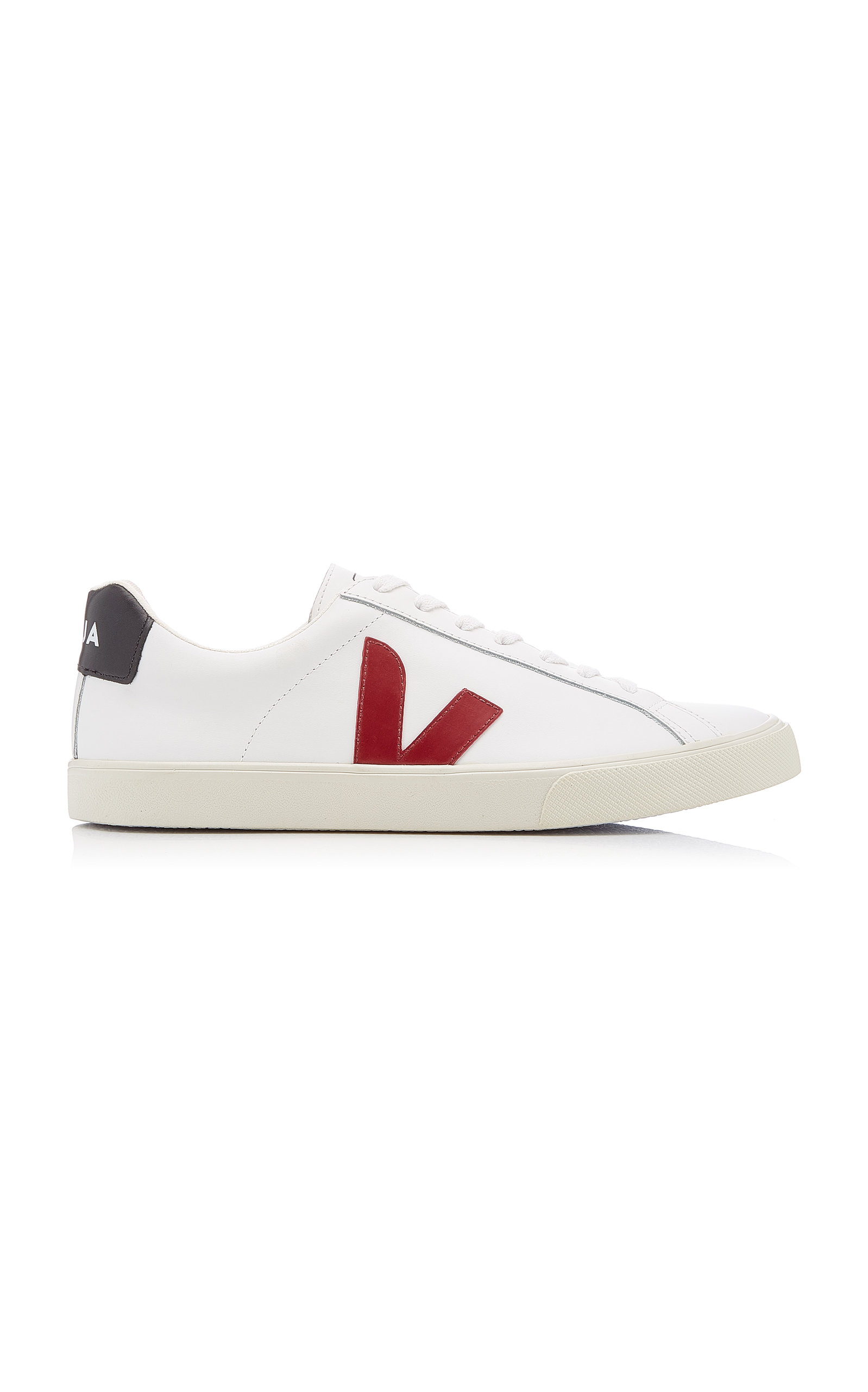 Veja | VEJA Esplar Leather Low-Top Sneakers | Clouty