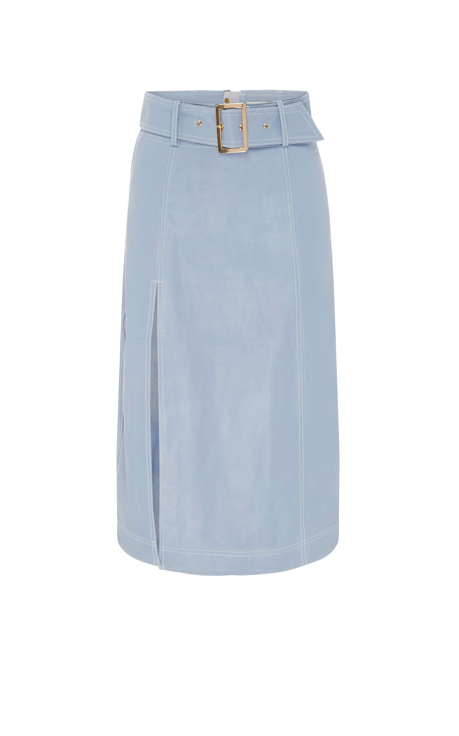 Alice Mccall | Alice McCall Incantations Lamb Leather Skirt | Clouty
