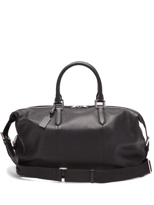 Smythson | Smythson - Burlington Leather Briefcase - Mens - Black | Clouty