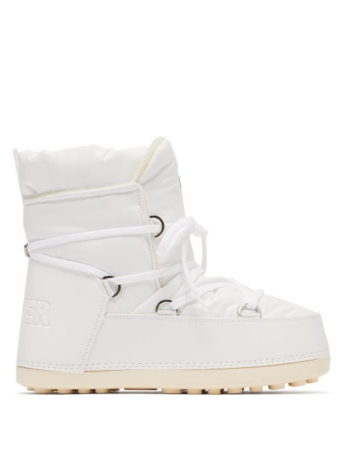 Bogner | Bogner - Trois Vallees Snow Boots - Womens - White | Clouty