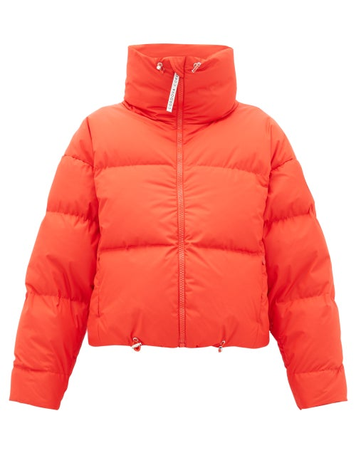 Cordova | Cordova - Mont Blanc Down-filled Jacket - Womens - Red | Clouty