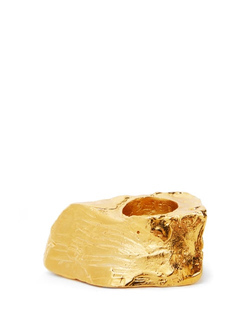 Alighieri | Alighieri - The Grounded Light Candlestick - Gold | Clouty