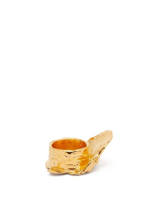 Alighieri | Alighieri - Mountain Candlestick - Gold | Clouty