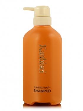 Relent Cosmetics | Шампунь для кожи головы и волос Kanbisei 550 мл Relent Cosmetics | Clouty