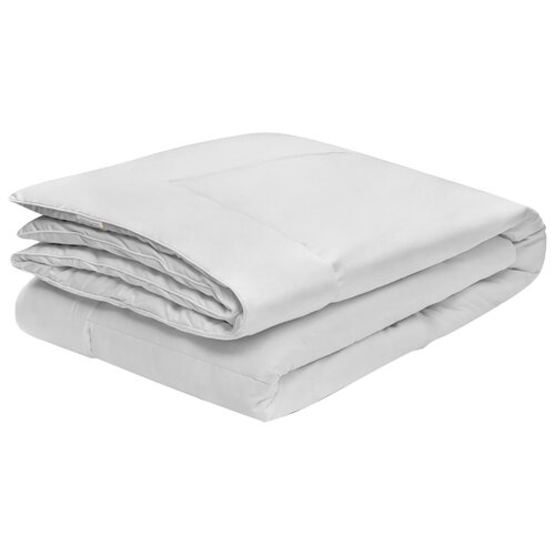 UNDER the BLANKET | Одеяло UNDER the BLANKET Шерсть мериноса, всесезонное, 170 х 200 см (белый) | Clouty