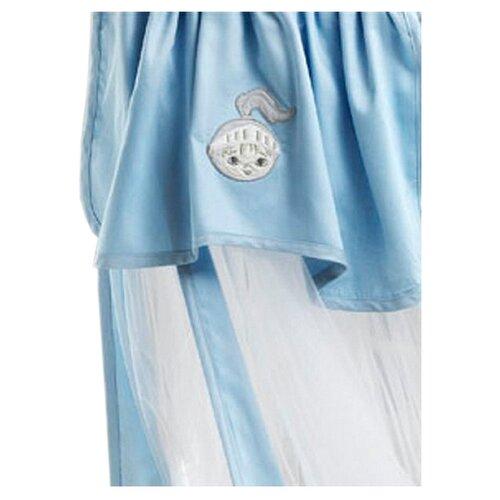 Bebe Luvicci | Балдахин Bebe Luvicci Little Prince голубой | Clouty