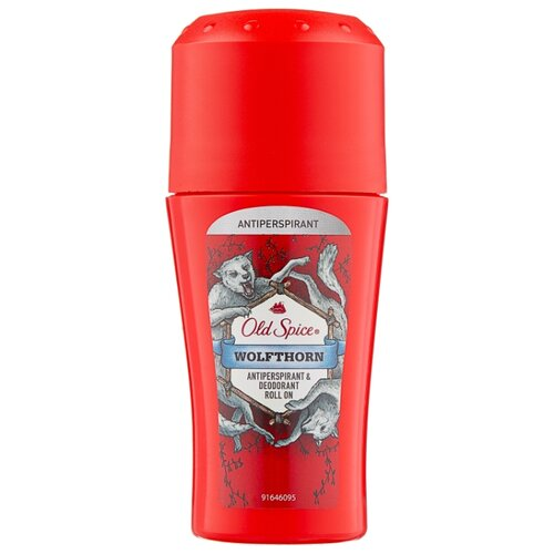 Old Spice   Дезодорант ролик Old Spice Wolfthorn, 50 мл   Clouty