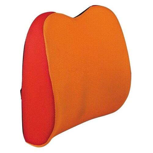 Тривес   Подушка Тривес ортопедическая ТОП-138 38 х 38 см оранжевый   Clouty