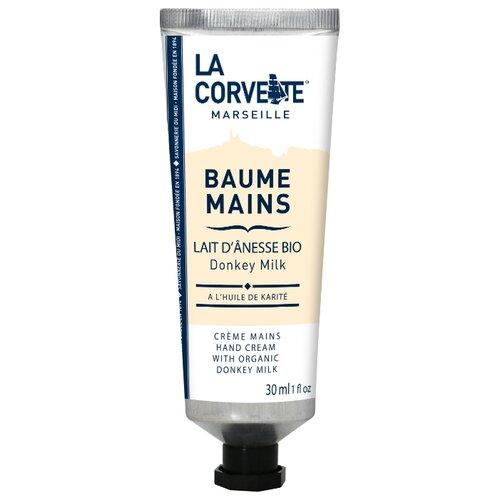 La Corvette | Крем для рук La Corvette Молоко ослицы 30 мл | Clouty