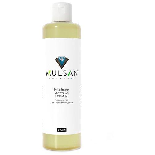 MULSAN | Гель для душа MULSAN с экстрактом сельдерея, 300 мл | Clouty