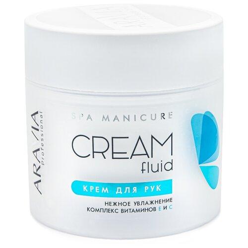ARAVIA   Крем-флюид Aravia Professional Нежное увлажнение с витаминами Е и С 300 мл   Clouty
