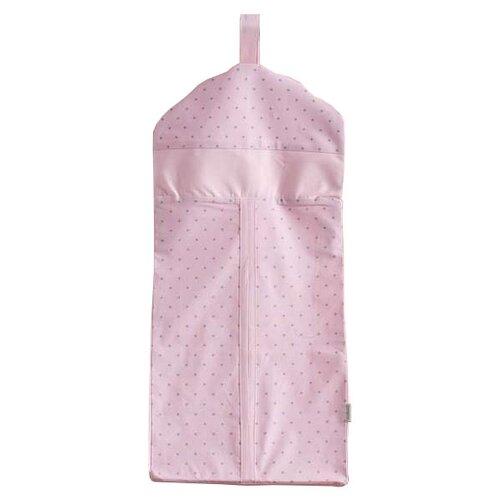 Kidboo | Kidboo Прикроватная сумка Sweet Flowers розовый | Clouty