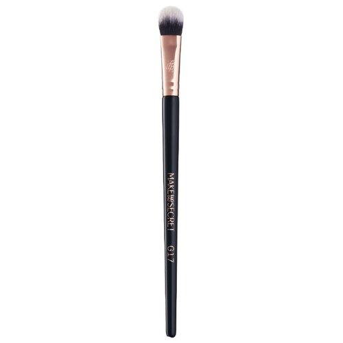 Make Up Secret | Кисть MAKE-UP-SECRET Gold Rush G17 черный/золотистый | Clouty