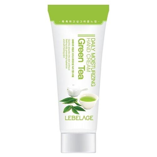 Lebelage   Крем для рук Lebelage с экстрактом зеленого чая 100 мл   Clouty