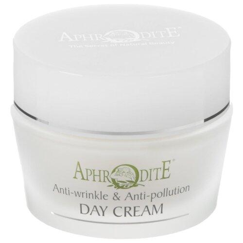 Aphrodite | Aphrodite Anti-wrinkle and Anti-pollution Day Cream Омолаживающий защитный дневной крем для лица, 50 мл | Clouty