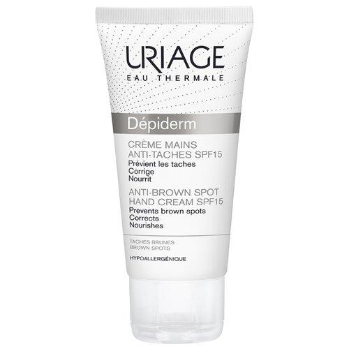 Uriage | Крем для рук Uriage Depiderm SPF 15 50 мл | Clouty