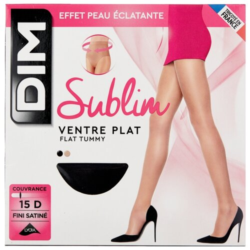 Dim | Колготки DIM Sublim Ventre Plat, 15 den | Clouty