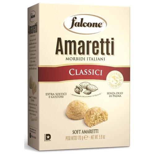 Falcone | Печенье FALCONE Amaretti мягкие классические, 170 | Clouty