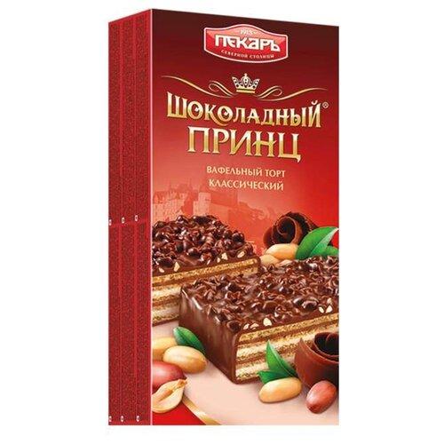 Пекарь | Торт Пекарь Шоколадный принц классический 260 г | Clouty