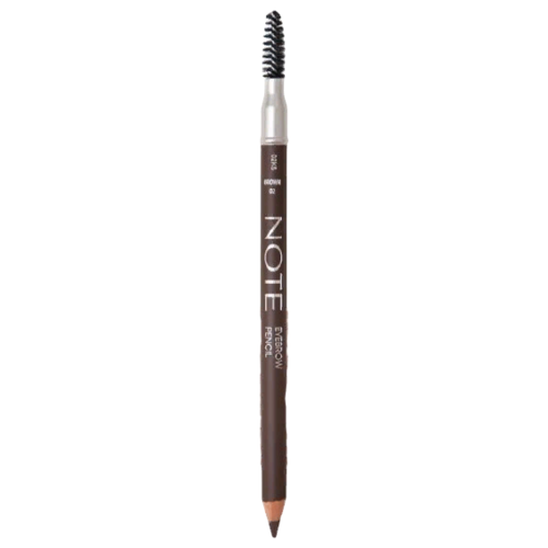 Note | Note карандаш Eyebrow Pencil, оттенок 02 Brown | Clouty