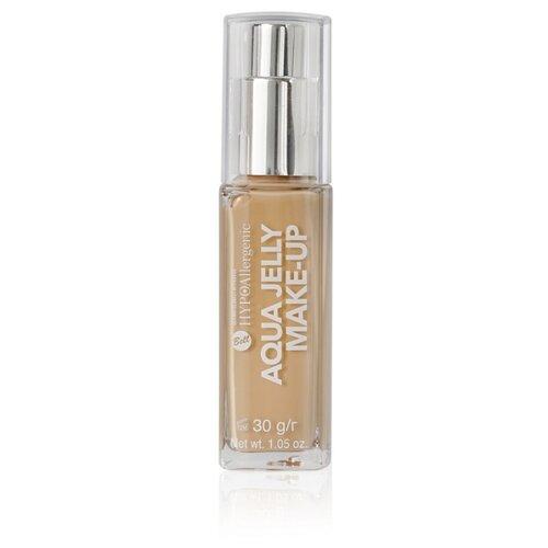Bell | Bell Тональный флюид HypoAllergenic Aqua Jelly Make-Up, 30 г, оттенок: 04 Golden Beige | Clouty