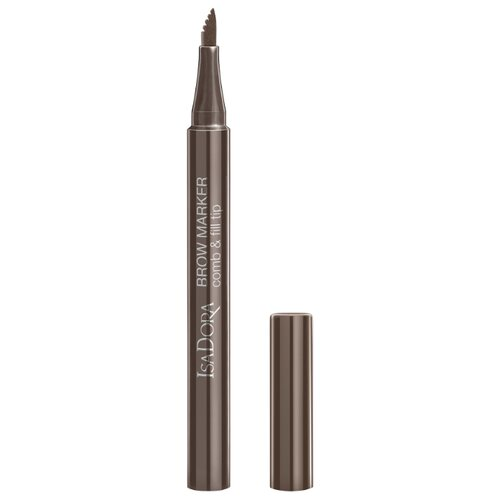IsaDora | IsaDora маркер Brow Marker, оттенок 21 medium brown | Clouty