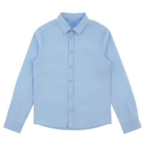 INFUNT | Рубашка INFUNT размер 122, голубой | Clouty