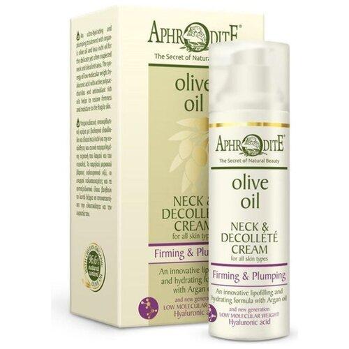 Aphrodite | Aphrodite Укрепляющий крем для кожи шеи и зоны декольте, 50 мл | Clouty