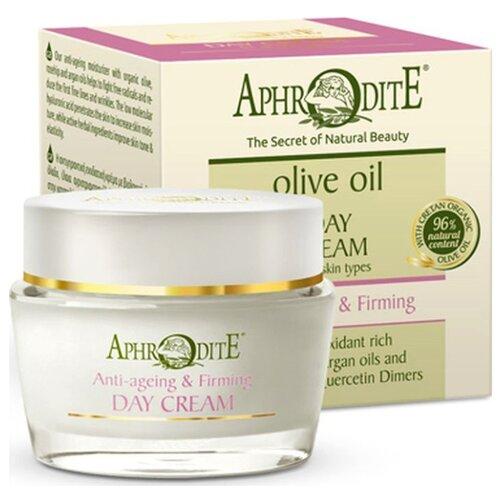 Aphrodite | Крем омолаживающий укрепляющий дневной Aphrodite Anti-Aging & Firming, 50 мл | Clouty