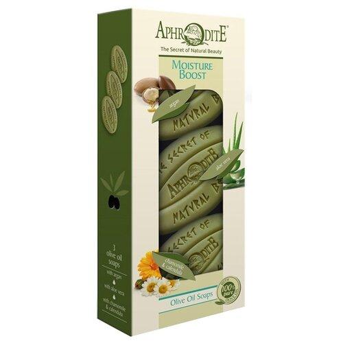 Aphrodite | Набор мыла кускового Aphrodite Интенсивное увлажнение, 255 | Clouty