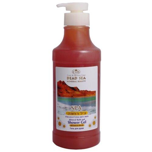 Care & Beauty Line   Гель для душа и пена для ванн Care & Beauty Line Dead sea mineral beauty, 750 мл   Clouty