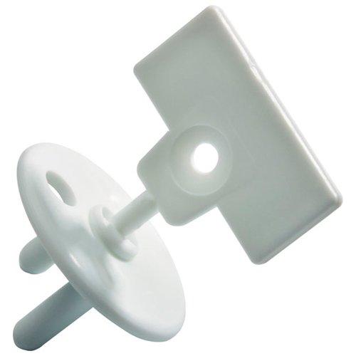Safety 1st | Заглушки для розеток 3202002000 Safety 1st белый | Clouty