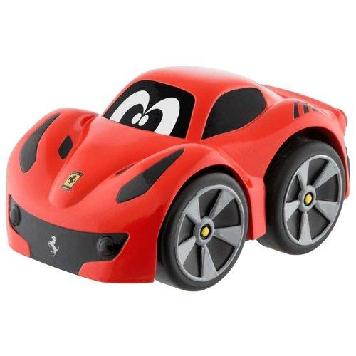 Chicco | Легковой автомобиль Chicco Turbo Touch Ferrari F12 TDF (00009494000000) 8.5 см красный | Clouty