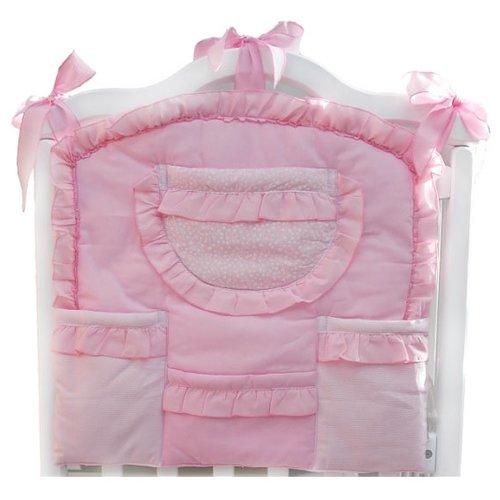 Bombus | Bombus Карман на кроватку Малышка розовый | Clouty