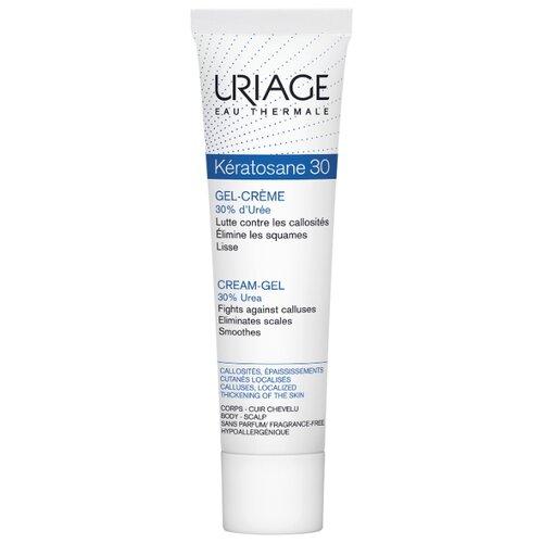 Uriage | Гель-крем для рук и ног Uriage Keratosane 30 для локализованных утолщений кожи 40 мл | Clouty