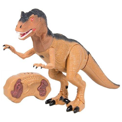 1 TOY | Робот 1 TOY Robo Life Парк динозавров Т16704 коричневый | Clouty
