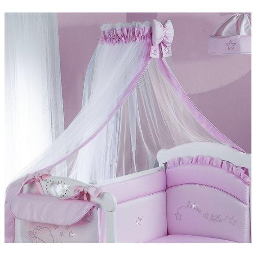 Roman Baby | Балдахин с опорой Roman Baby Polvere di Stelle pink | Clouty