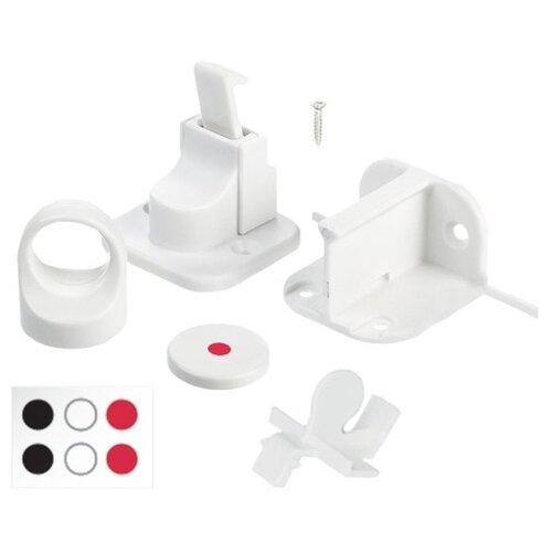 Safe & Care   Блокировка магнитная с ключом 807-01 Safe & Care белый   Clouty