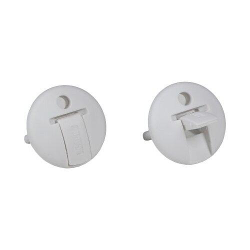 Safe & Care   Заглушки для розеток 804 Safe & Care белый   Clouty
