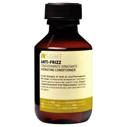 Insight | Insight кондиционер Anti-Frizz Hydrating разглаживающий для непослушных волос, 100 мл | Clouty