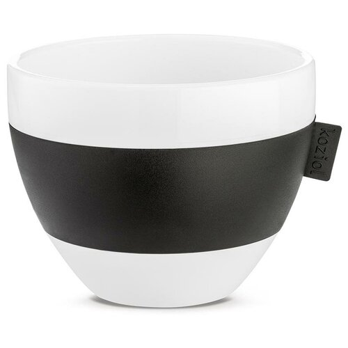 Koziol | Koziol Чашка Aroma M 270 мл черный | Clouty