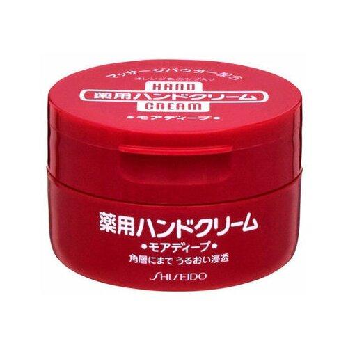 Shiseido | Крем для рук Shiseido Лечебный питательный с витамином Е | Clouty