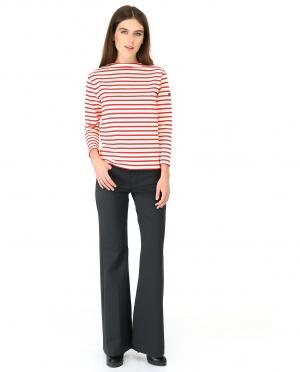 Merсi   Классические брюки клеш с боковыми карманами   Clouty