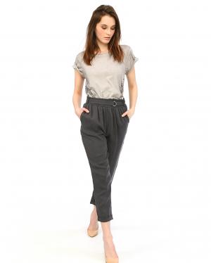 MKT Studio   Свободные брюки с поясом   Clouty