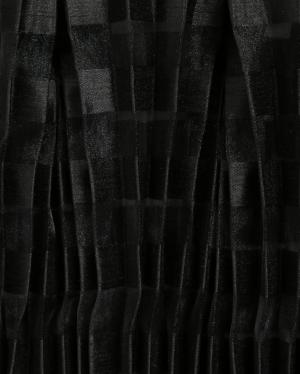 J.W. Anderson | Трикотажная юбка с полупрозрачной отделкой | Clouty