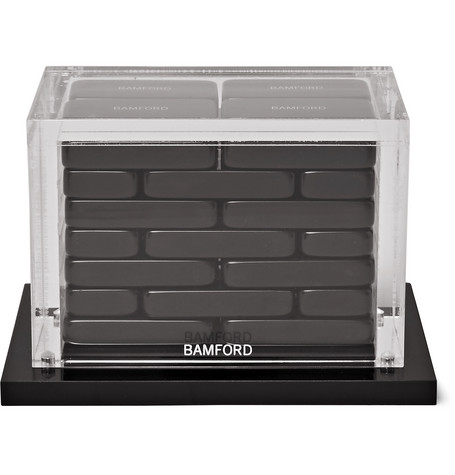 Bamford Watch Department | Bamford Watch Department - Domino Set - Black | Clouty