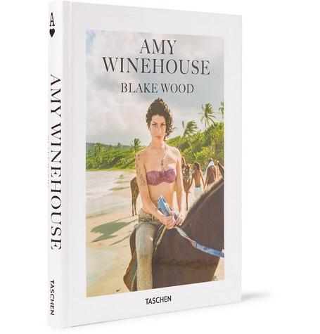 Taschen | Taschen - Amy Winehouse Hardcover Book - White | Clouty