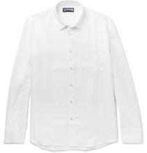 Фото Slim-fit Linen Shirt