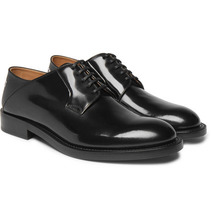 Фото + Church's Collapsible-heel Polished-leather Derby Shoes